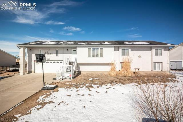 567 W Hook Drive, Pueblo West, CO 81007 (#8730908) :: Action Team Realty