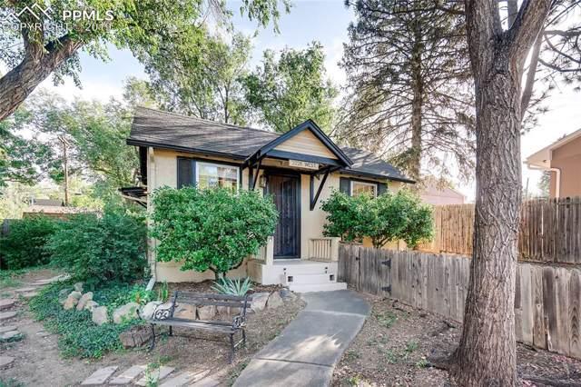2228 W Uintah Avenue, Colorado Springs, CO 80904 (#8731941) :: 8z Real Estate