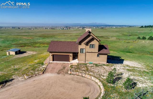 16520 Reata Court, Peyton, CO 80831 (#8733104) :: The Peak Properties Group