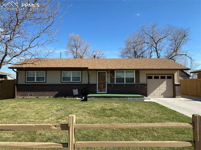 93 Sumac Drive, Colorado Springs, CO 80911 (#8738144) :: Finch & Gable Real Estate Co.