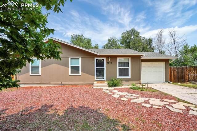4502 N Wordsworth Circle, Colorado Springs, CO 80916 (#8739925) :: Dream Big Home Team | Keller Williams