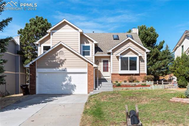 15360 Holbein Drive, Colorado Springs, CO 80921 (#8741215) :: Fisk Team, RE/MAX Properties, Inc.