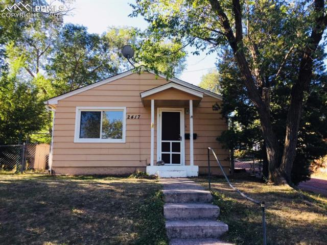 2417 E San Miguel Street, Colorado Springs, CO 80909 (#8741796) :: The Treasure Davis Team