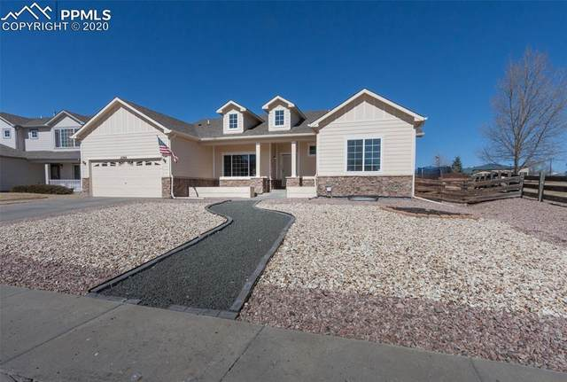 12266 Crystal Downs Road, Peyton, CO 80831 (#8743158) :: The Kibler Group