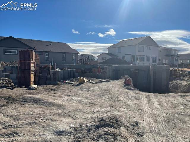 6465 Wolf Gulch Drive, Colorado Springs, CO 80924 (#8744964) :: The Gold Medal Team with RE/MAX Properties, Inc