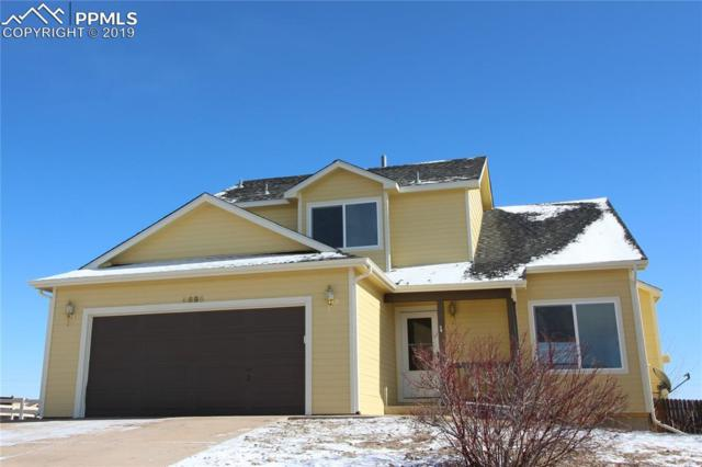 8695 Garrison Road, Peyton, CO 80831 (#8747130) :: The Treasure Davis Team