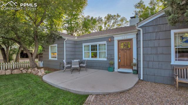 928 Cheyenne Boulevard, Colorado Springs, CO 80905 (#8747583) :: The Kibler Group