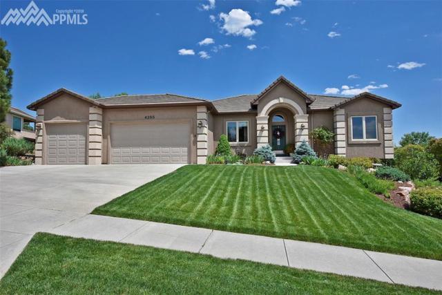 4255 Saddle Rock Road, Colorado Springs, CO 80918 (#8747742) :: Harling Real Estate