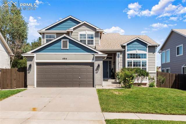 4914 Spotted Horse Drive, Colorado Springs, CO 80923 (#8748160) :: The Treasure Davis Team