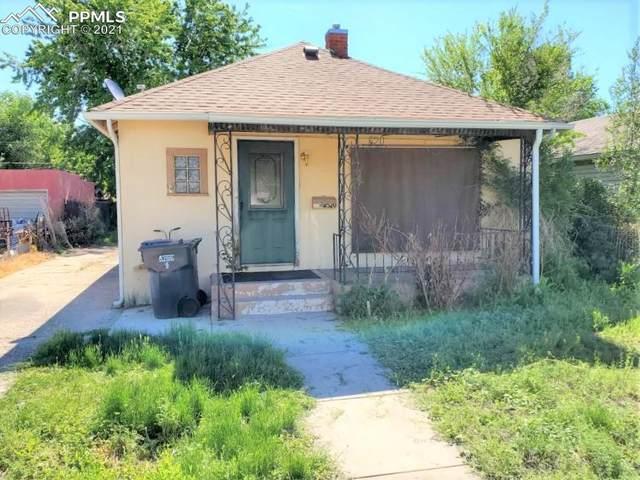 2520 Oakland Avenue, Pueblo, CO 81004 (#8748345) :: Fisk Team, RE/MAX Properties, Inc.