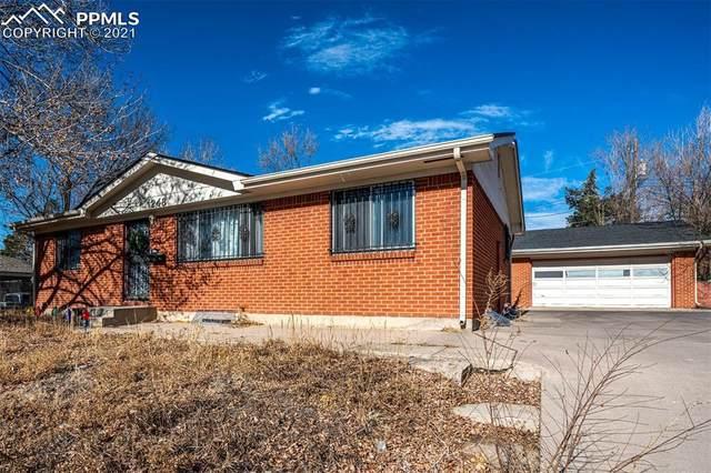 248 S Circle Drive, Colorado Springs, CO 80910 (#8751678) :: HomeSmart