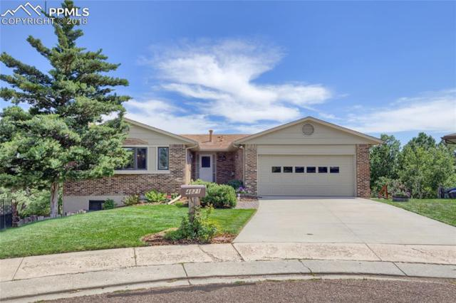 4821 Garden Place, Colorado Springs, CO 80918 (#8751822) :: The Treasure Davis Team