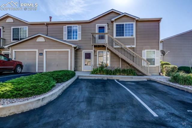 239 Shady Oak Grove, Colorado Springs, CO 80916 (#8753169) :: Action Team Realty