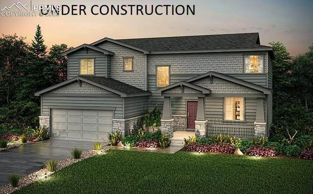 12921 Washburn Court, Parker, CO 80134 (#8753422) :: Compass Colorado Realty