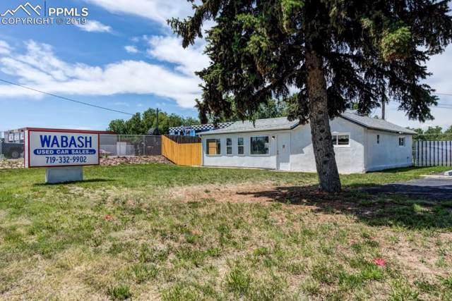 6920 S Highway 85/87 Highway, Fountain, CO 80817 (#8757647) :: Tommy Daly Home Team