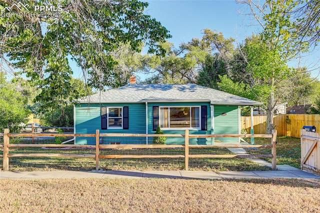 1220 E Bijou Street, Colorado Springs, CO 80909 (#8758087) :: Venterra Real Estate LLC