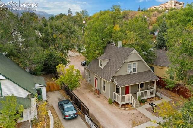 32 N Chestnut Street 101, 102 103, Colorado Springs, CO 80905 (#8758597) :: Action Team Realty