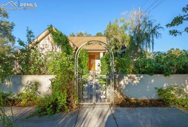 802 Sahwatch Street, Colorado Springs, CO 80903 (#8761672) :: Simental Homes | The Cutting Edge, Realtors