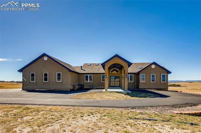 19870 Bright Wing Trail, Colorado Springs, CO 80908 (#8763366) :: 8z Real Estate