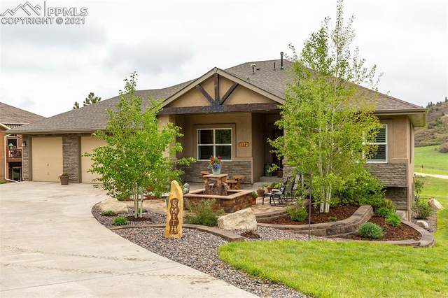 1172 Greenland Forest Drive, Monument, CO 80132 (#8763577) :: The Treasure Davis Team | eXp Realty