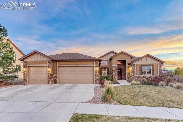 12426 Creekhurst Drive, Colorado Springs, CO 80921 (#8765394) :: The Treasure Davis Team