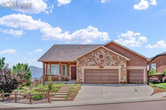 7006 Shining Peak Lane, Colorado Springs, CO 80918 (#8767077) :: Venterra Real Estate LLC