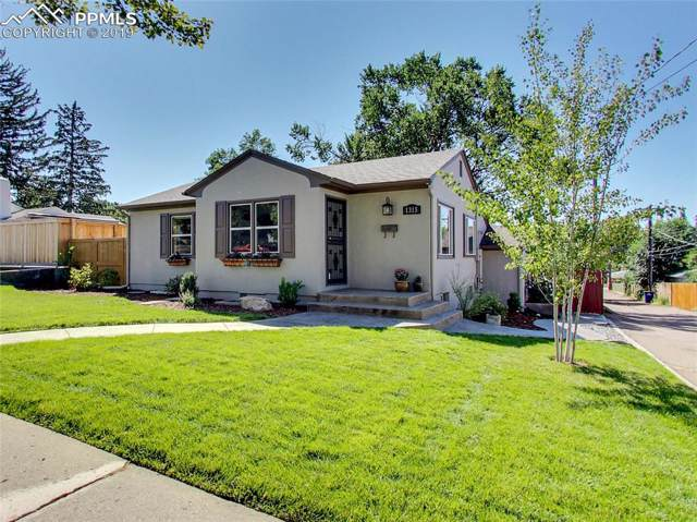 1315 E Yampa Street, Colorado Springs, CO 80909 (#8767426) :: The Kibler Group