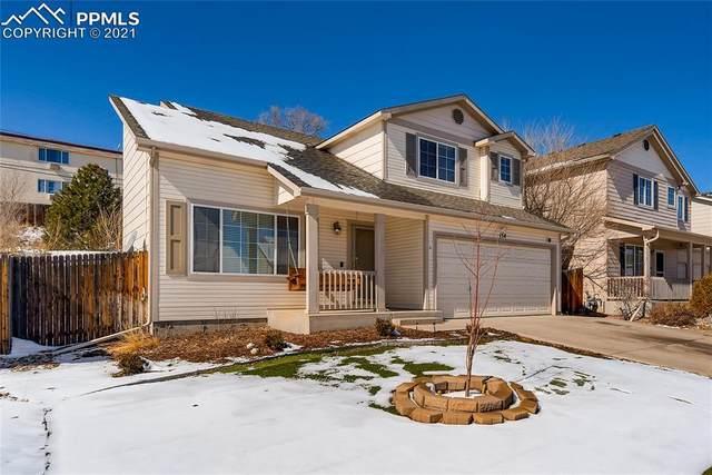 134 Audubon Drive, Colorado Springs, CO 80910 (#8767994) :: The Harling Team @ HomeSmart