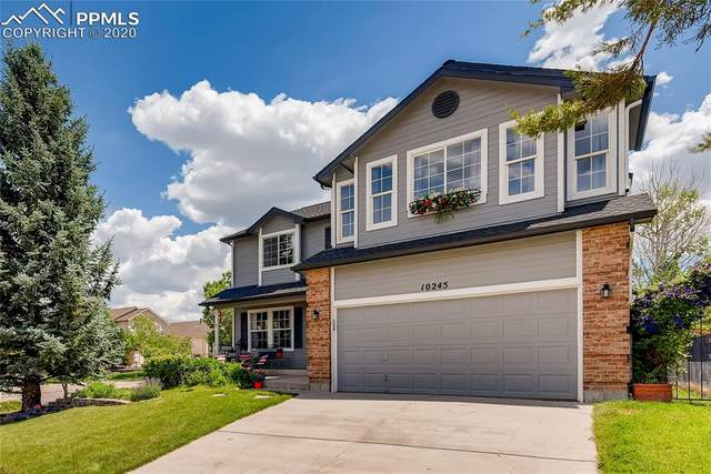 10245 Tinsmith Trail, Colorado Springs, CO 80920 (#8769864) :: The Kibler Group