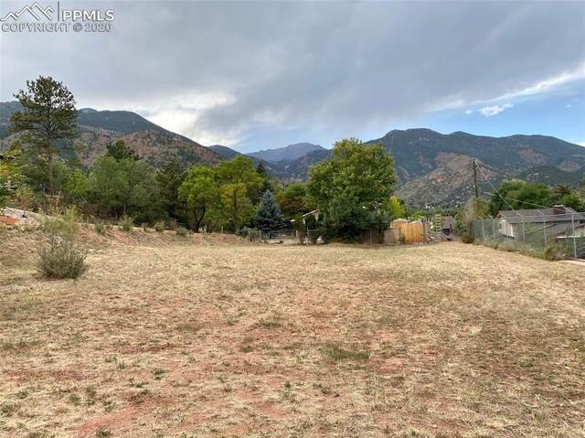 444 E Fountain Place, Manitou Springs, CO 80829 (#8770399) :: The Dixon Group