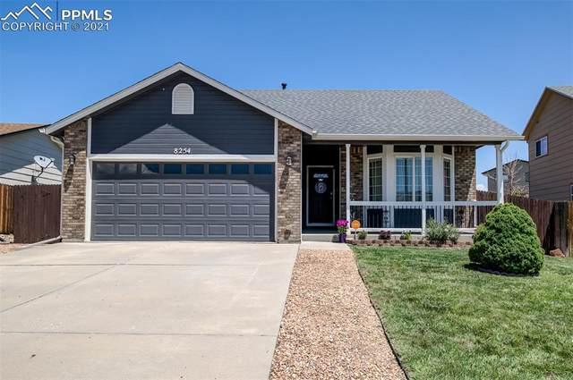 8254 Hidden Pine Drive, Colorado Springs, CO 80925 (#8770550) :: Dream Big Home Team | Keller Williams