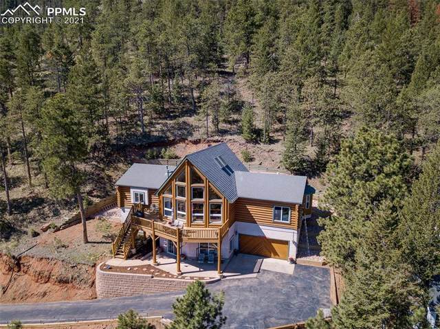 9935 Mountain Road, Cascade, CO 80809 (#8773815) :: Fisk Team, eXp Realty
