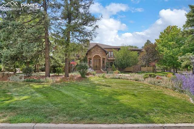 4 Third Street, Colorado Springs, CO 80906 (#8778352) :: The Treasure Davis Team