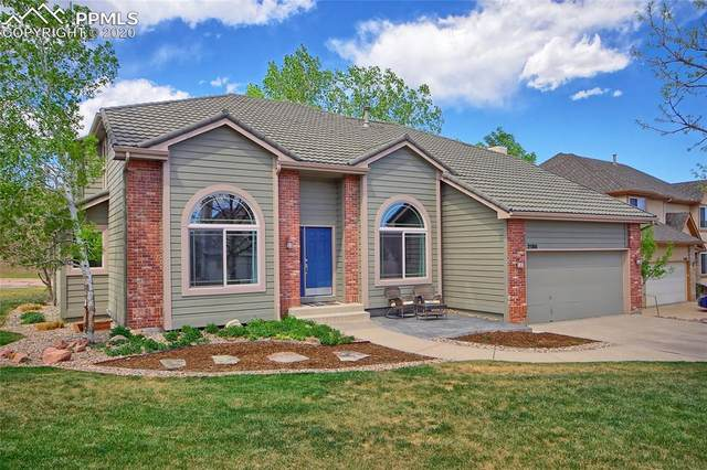 2580 Himalaya Court, Colorado Springs, CO 80919 (#8778467) :: The Treasure Davis Team