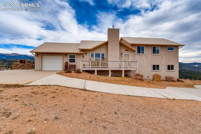 397 Golden Cycle Circle, Cripple Creek, CO 80813 (#8779294) :: Action Team Realty