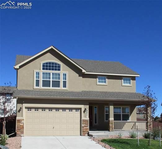 8041 Sandsmere Drive, Colorado Springs, CO 80908 (#8782592) :: Colorado Home Finder Realty
