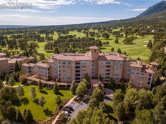 755 El Pomar Road #122, Colorado Springs, CO 80906 (#8782931) :: Tommy Daly Home Team