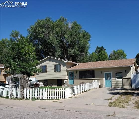 743 Cardinal Street, Colorado Springs, CO 80911 (#8786227) :: Simental Homes   The Cutting Edge, Realtors