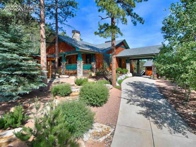 8270 Aspenglow Lane, Cascade, CO 80809 (#8786679) :: The Dunfee Group - Keller Williams Partners Realty
