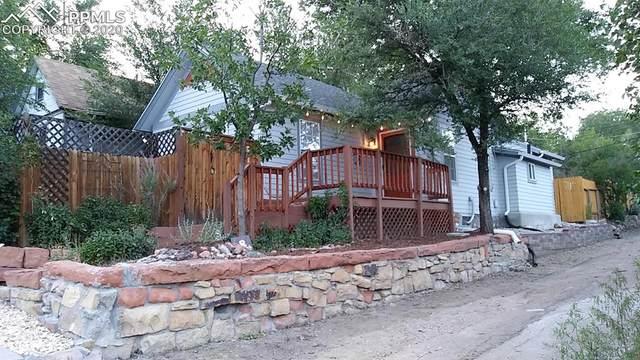 614 W Kiowa Street, Colorado Springs, CO 80905 (#8789678) :: The Scott Futa Home Team