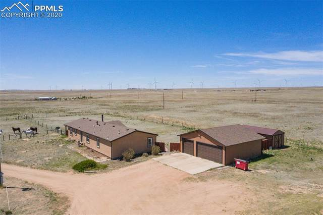 9940 Mulberry Road, Calhan, CO 80808 (#8790882) :: The Treasure Davis Team