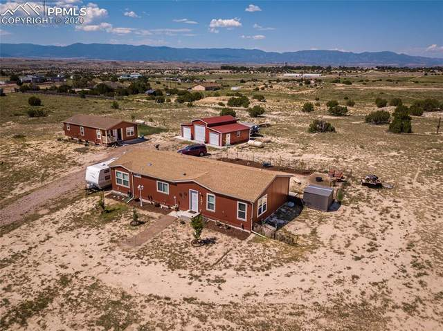 1561 R Street A And #B, Penrose, CO 81240 (#8791277) :: The Scott Futa Home Team