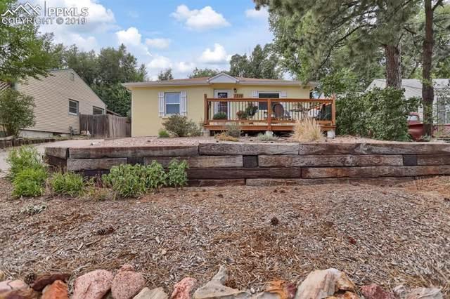 1316 Cooper Avenue, Colorado Springs, CO 80905 (#8792462) :: The Peak Properties Group