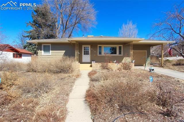 609 Glen Eyrie Circle, Colorado Springs, CO 80904 (#8794666) :: The Treasure Davis Team