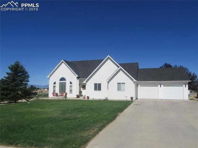 747 S Rudioso Drive, Pueblo West, CO 81007 (#8795076) :: The Hunstiger Team
