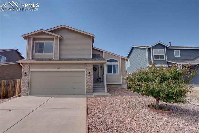1514 Woodpark Drive, Colorado Springs, CO 80951 (#8795127) :: Compass Colorado Realty