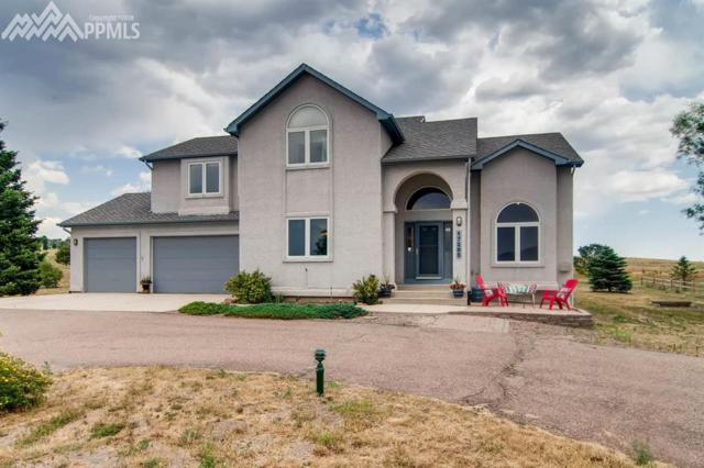 17285 Leggins Way, Monument, CO 80132 (#8797638) :: The Dunfee Group - Keller Williams Partners Realty