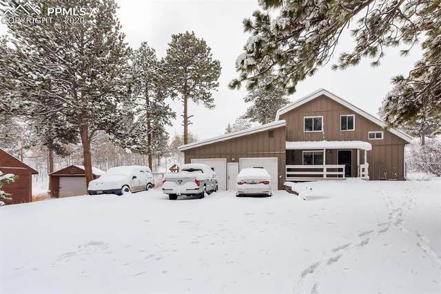 1090 Woodland Avenue, Woodland Park, CO 80863 (#8797679) :: 8z Real Estate