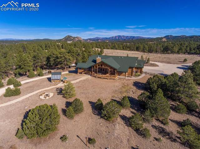 3000 Shy Circle, Westcliffe, CO 81252 (#8801315) :: Action Team Realty