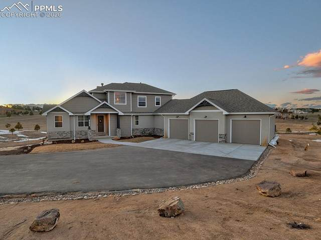 19195 Breton Place, Monument, CO 80132 (#8802325) :: The Harling Team @ Homesmart Realty Group